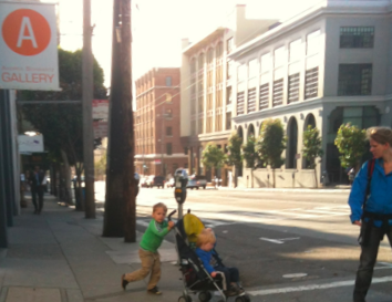 サンフランシスコの朝
