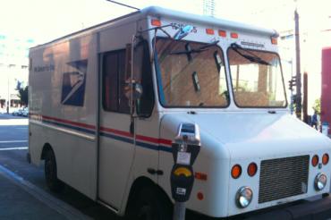 アメリカの郵便事情