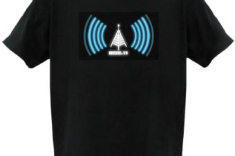 Wi-Fi Tシャツ
