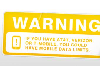 Sprintが無制限サービスを制限?