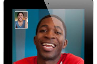 FaceTimeもデータオフロード対策か