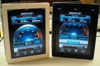 新型iPadのキャリア比較