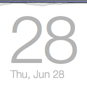 6月28日は