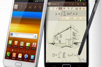 Galaxy NoteがいよいよT-Mobileから