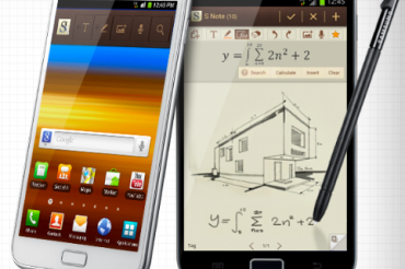 Galaxy NoteがいよいよT-Mobileから
