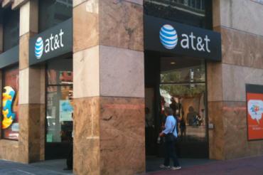 AT&Tの加入者純増数の中味