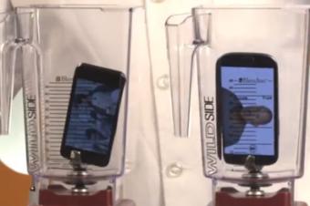 iPhone 5とGalaxy S Ⅲはどっちが混ざりやすいか