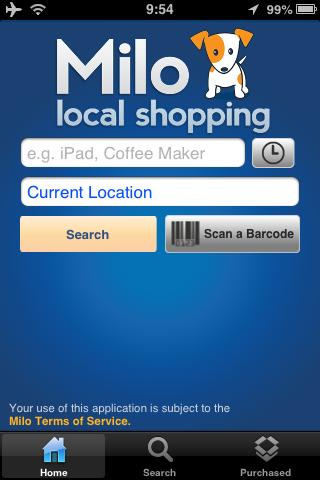 iPhone 5の在庫がある店を探せるアプリ
