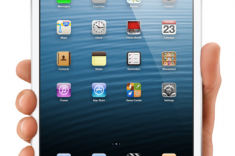 iPad miniはディスプレイが「残念!」