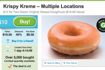 ドーナツの適正価格