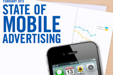 モバイル広告はiPhoneが優勢