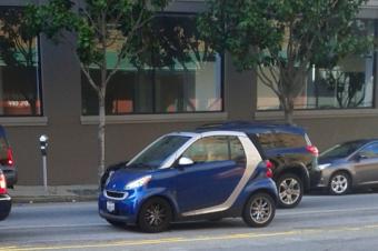スマートな車が増えた