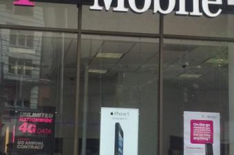 T-MobileがiPhone 5の販売準備