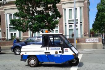 最も活躍している小さな車