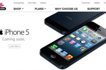 Virgin MobileがiPhone 5を販売