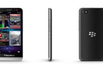 T-Mobileの店頭からBlackBerryが消える