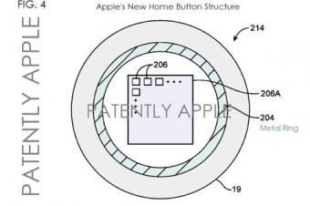新iPhoneのホームボタンに指紋認証とNFCが合体