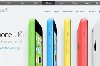 iPhone 5s/5cの謎