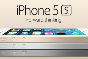 iPhone 5sのゴールドは8週間待ち