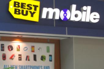 iPhone販売はBest Buyが頑張っている