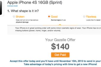 古いiPhoneを買取りに出す人が急増