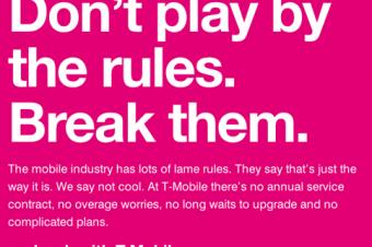 T-Mobileが旧料金顧客を新プランに強制移行