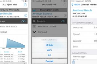 FCCが速度計測アプリをiOSにも拡大