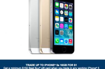 Best Buyの「iPhone 5sが無料」は残念!