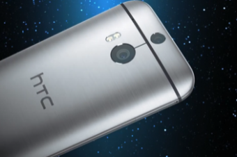 HTC One (M8)にはリアカメラが2つ