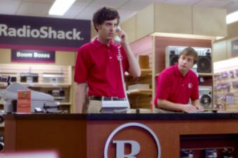 RadioShackが1,100店舗閉店