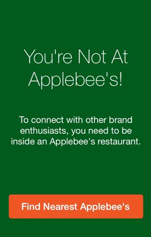 レストランのソーシャルアプリ