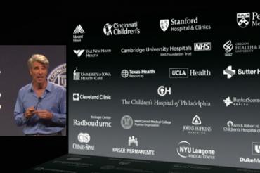 Appleがヘルスケアアプリを統合する「HealthKit」を発表