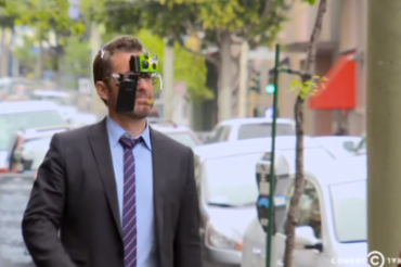 Google Glassが差別の歴史を飾る