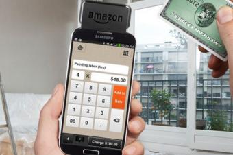 Amazonがモバイル決済でSquareに対抗