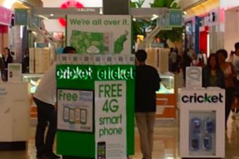 CricketがT-Mobileから顧客奪取作戦