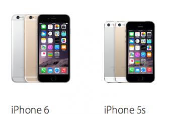iPhone 6よりも5sの方がいいとの意見