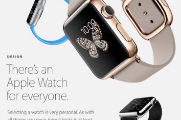 AppleのWatchにファッション業界が沸き立つ
