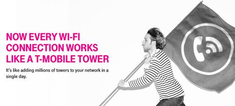 T-Mobileのアンキャリア第7弾はWi-Fiコーリング