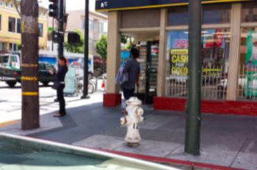 サンフランシスコの消火栓には要注意