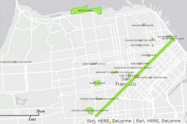 SFの無料Wi-FiはGoogleのお詫び