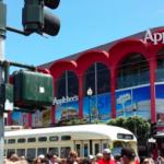 サンフランシスコ・フィッシャーマンズワーフのApplebee's