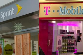 T-MobileはSprintを抜けなかった