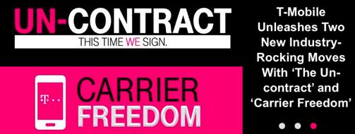 T-Mobileが「Un-carrier 9.0」を発表(その2)