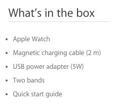 Apple Watchの残念なバンド騒動