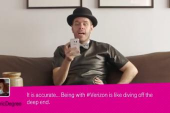 T-Mobileの反Verizonキャンペーンに助っ人