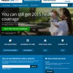 連邦のWebサイトのトップページ