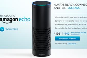 AppleのWWDCで見直されているAmazon Echo