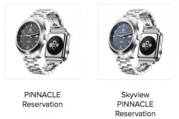 Apple Watchが付けられる高級腕時計
