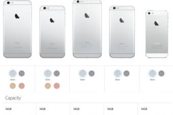 新iPhoneに16GBモデルは不要
