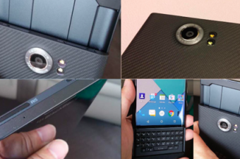 BlackBerryのAndroidスマホ